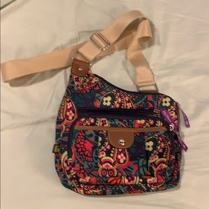 Lily Bloom small messenger bag NWOT